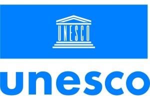 UNESCO logo ver blue